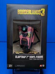 Borderlands-3-CLAPTRAP-7-Vinyl-Figure-Tiny-Tina-Edition-Pink-The-Coop