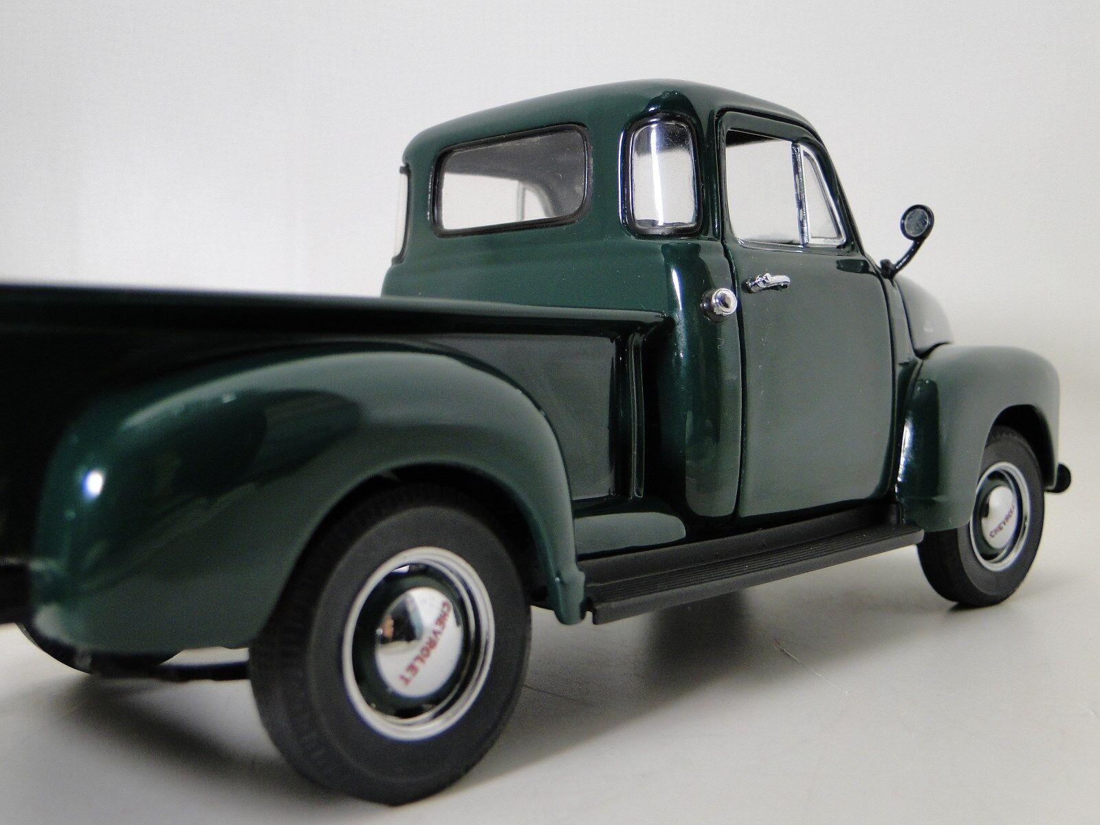 1 Camioneta Ford 1950s Deporte Vintage Modelo del Coche Antiguo F150 T a 18