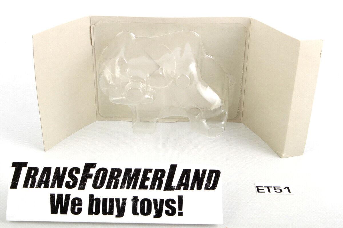 Klingenklaue Kiste Einsatz Bubble Combiner 1986 Vintage Hasbro G1 Transformers