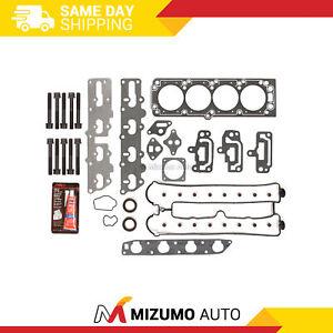Head-Gasket-Bolts-Set-Fit-98-08-Isuzu-Suzuki-2-0-DOHC-X22SE-A20DMS