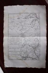 ca-1780-grande-CARTE-Etats-Unis-USA-Sud-FLORIDE-LOUISIANE