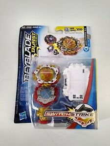 Beyblade-Burst-Turbo-SwitchStrike-Amaterios-A3-DR61-TA18-Starter-Pack-New
