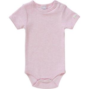 STACCATO-Baby-Body-fuer-Maedchen-kurzarm-rosa-NEU-Gr-50-56-2082d