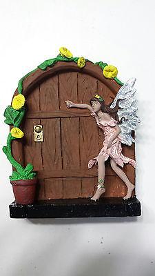 Fairy door, Angel door  for fairy gardens, Miniature Gardening