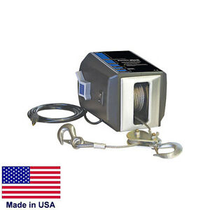 image is loading winch-commercial-120v-ac-6-amp-4-000-