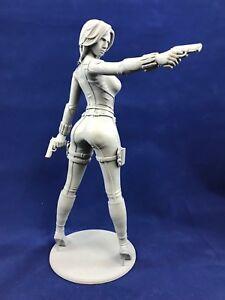 Black-Widow-Resin-Fan-Art-Garage-Figure-kit-1-8-Scale
