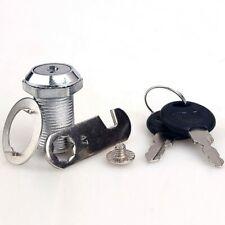 Universal Safe Cam Cylinder Desk Drawer File Cabinet Hardware Locks Tool Box New