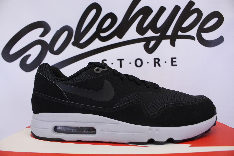 Nike air max 1 ultra essenziale lupo nero grigio 875679 002 sz