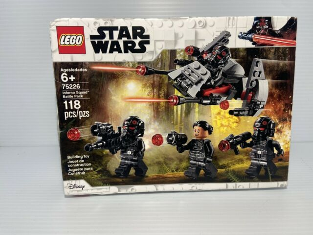BRAND NEW IN SEALED LEGO Star Wars Inferno Squad Battle 75226