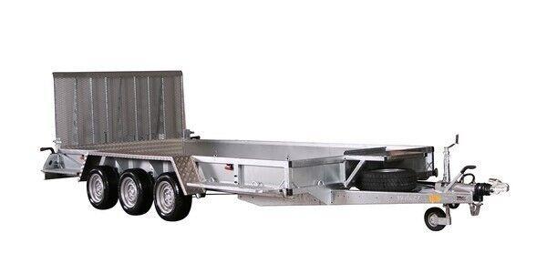 Maskintrailer, Variant 3520M5, lastevne (kg): 2490
