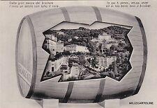 # FRASCATI: PANORAMA ...IN UNA BOTTE - cart. anni '50