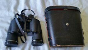 Tasco-Fully-coated-Ultra-Violet-Binoculars-Model-312-case