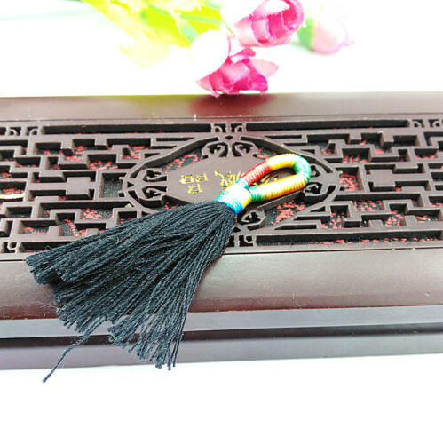1pc cotton Tassel Trim Jewelry Making DIY Earrings Accessories 5cm