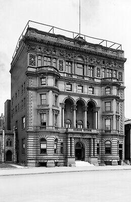 "Kentucky Vintage Photograph 8.5/"" x 11/"" Reprint 1906 City Hall Louisville"