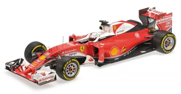 Ferrari SF16-H No.5 Australian GP 2016 (Sebastian Vettel)