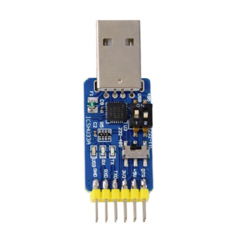 6 in 1 Convert Module USB CP2102 to TTL RS232 USB TTL to RS485 Mutual Convert