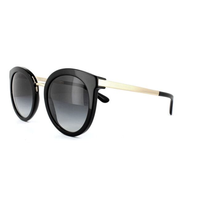 Dolce & Gabbana Sunglasses 4268 501/8G Black Grey Gradient