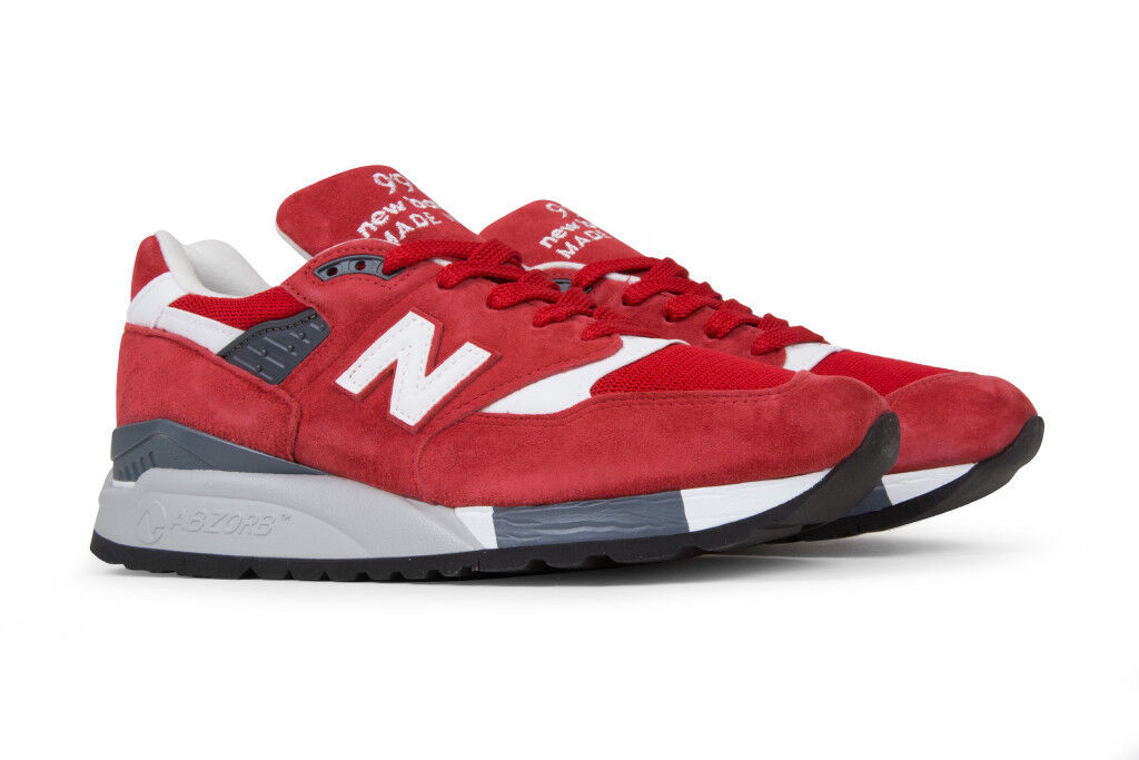 New Balance Made 10.5 in USA M998CRD Sz. 10.5 Made Free Shipping 944a59