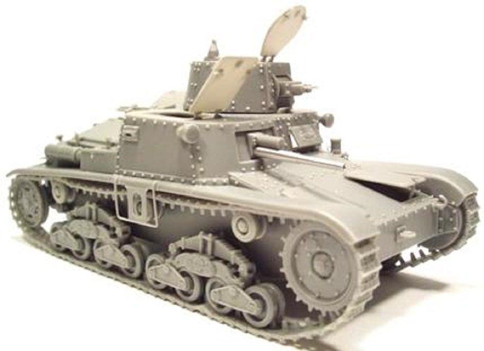 BRACH MODEL ITALIAN TANK M11 39 Scala 1 35 Cod.BM072