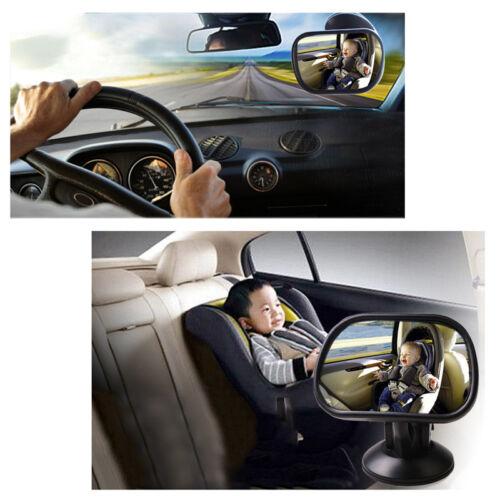 Baby Auto Rückspiegel Babyschale Sicherheitsspiegel Kindersitz Autospiegel Safe