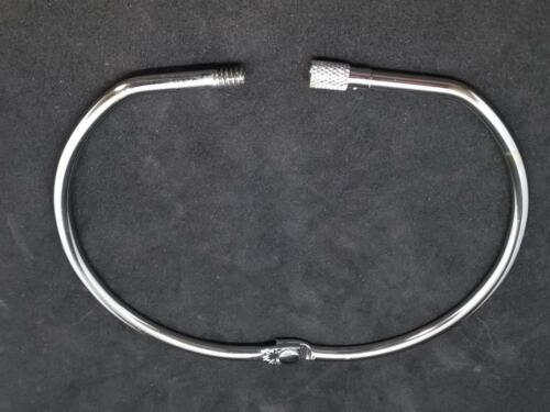 30 mm Split//llaveros//titulares de Muelles Acero anillos conjunto de latón o acero