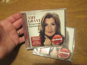 Amy Grant New Christmas Album.Details About Amy Grant Tennessee Christmas Cd Target Exclusive 2 Bonus Tracks New Seaed