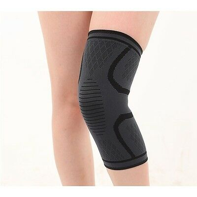 1x Outdoor Sport Knee Pad Bicycle Climbing Knee Protector Soft Knee Cap Shin Pad