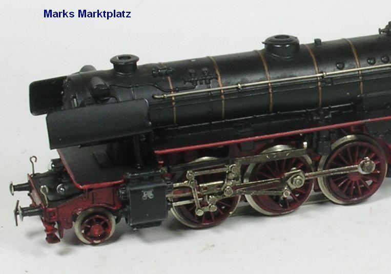 H0 máquina de vapor br 23 014 DB Märklin 3005 envejecido top OVP