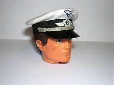 Banjoman 1:6 Scale Custom Made German Luftwaffe Cap For Vintage Action Man