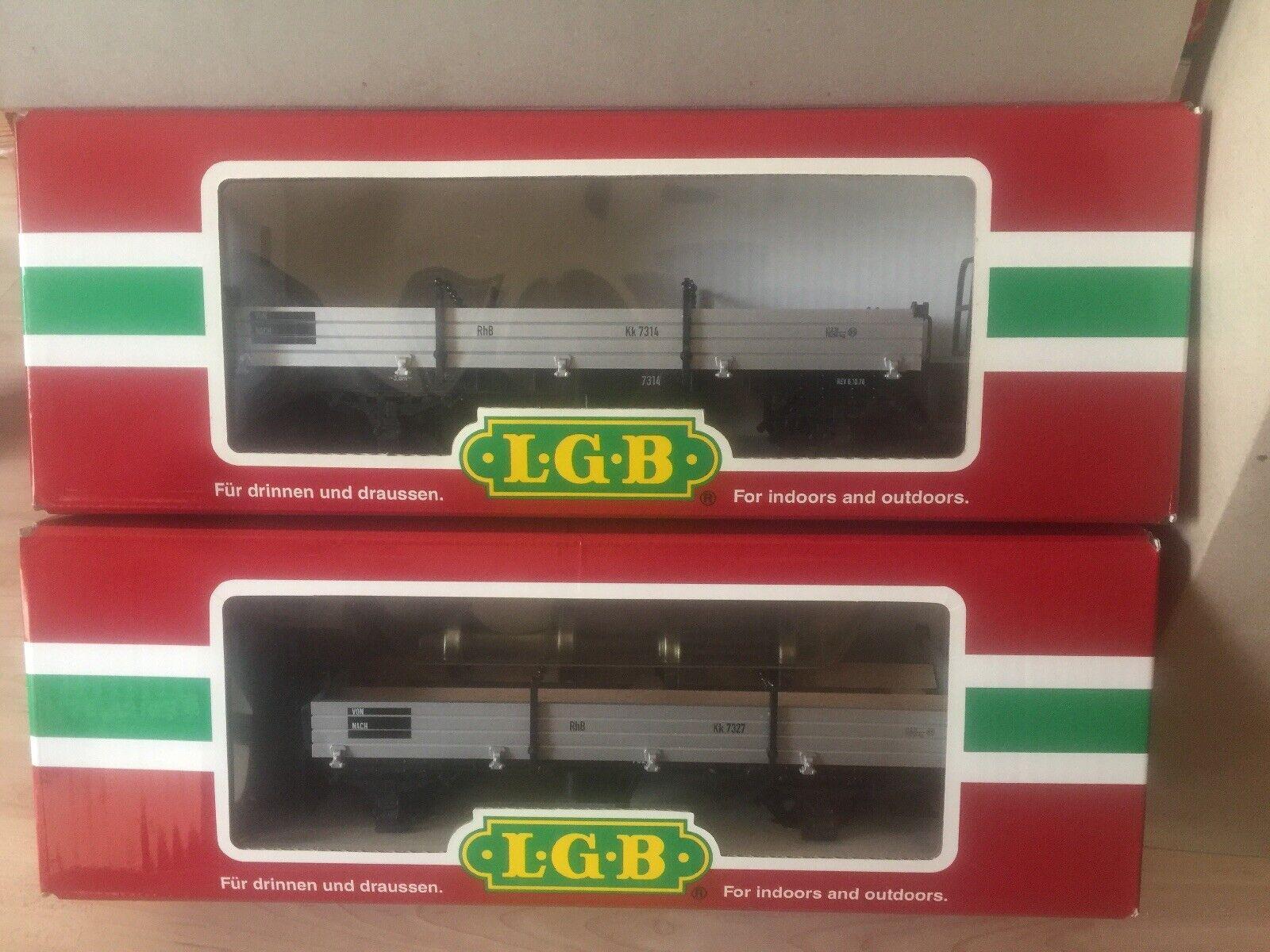 LGB 41090 u. 40090 - Neuwertig -