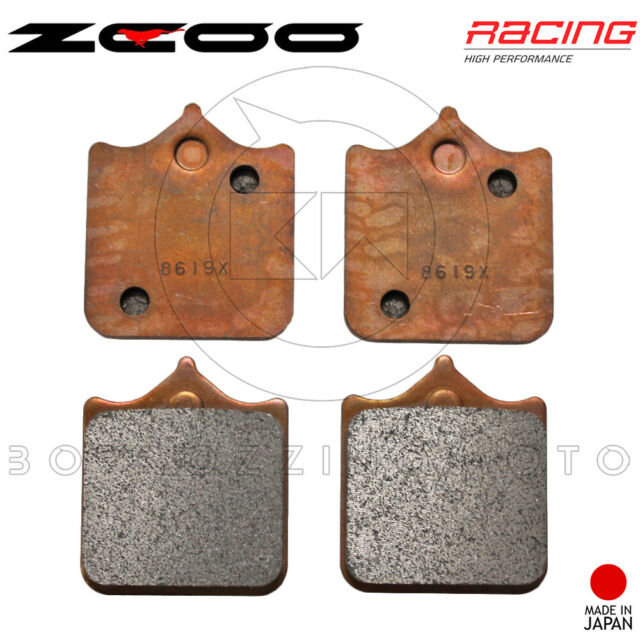 KIT PASTIGLIE FRENO ANTERIORE ZCOO RACING-EX B003 KTM SUPER DUKE/R 990 2005-2013