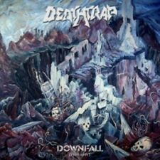 "Deathtrap ""Downfall (1989-1991)"" CD [GDR raw Death/Thrash Metal]"