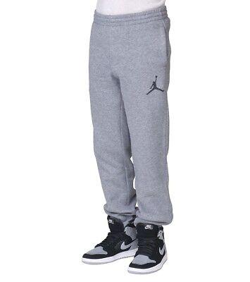 NIKE AIR JORDAN Boys Fleece Pants Warm