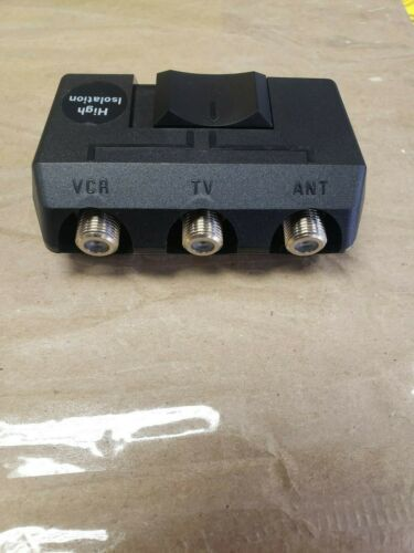 NEW Coax A//B Switch