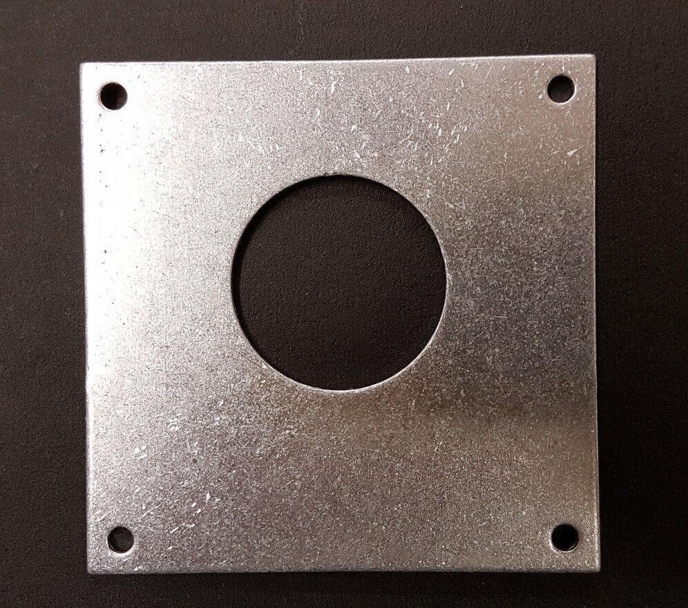 Nido di rondine Scatola Placca Di Metallo 10x32mm, 10x28mm, 10x25mm foro d'ingresso protezione