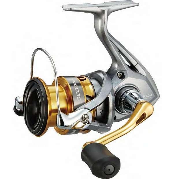NEW Shimano Sedona 8000 Größe Spinning Reel 4 BB, 6.2:1 SE8000FI