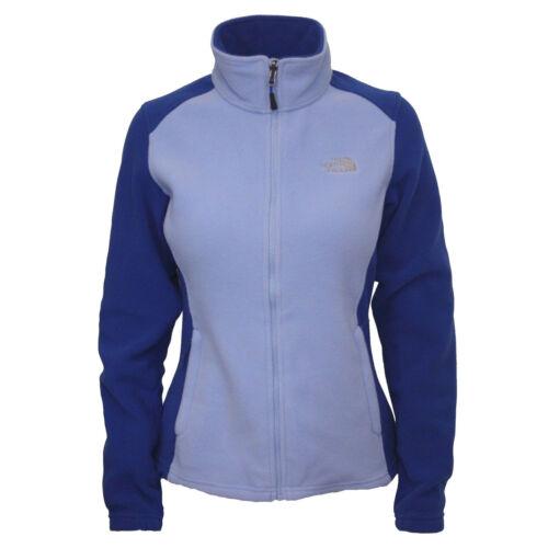 Jacket Størrelse Womens Full Face Lille Fleece Zip North Ny The Blå RxYqCWP8