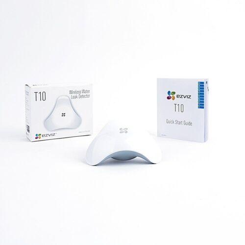 Rilevatore Perdita d/'Acqua Wireless BIANC NEW Ezviz Sensore Anti Allagamento