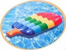 Inflatable Pool Float Lounges Popsicle Pizza Donut Ice Cream Watermelon or Em...