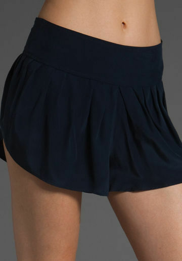 NWT  100% AUTH. EVER Clothing Brand Baja Silk Short - SOLD OUT everywhere