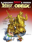 Asterix and Obelix's Birthday: The Golden Book by Rene Goscinny (Hardback, 2009)