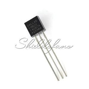 DALLAS-DS18B20-18B20-TO-92-Thermometer-Temperature-Sensor-S