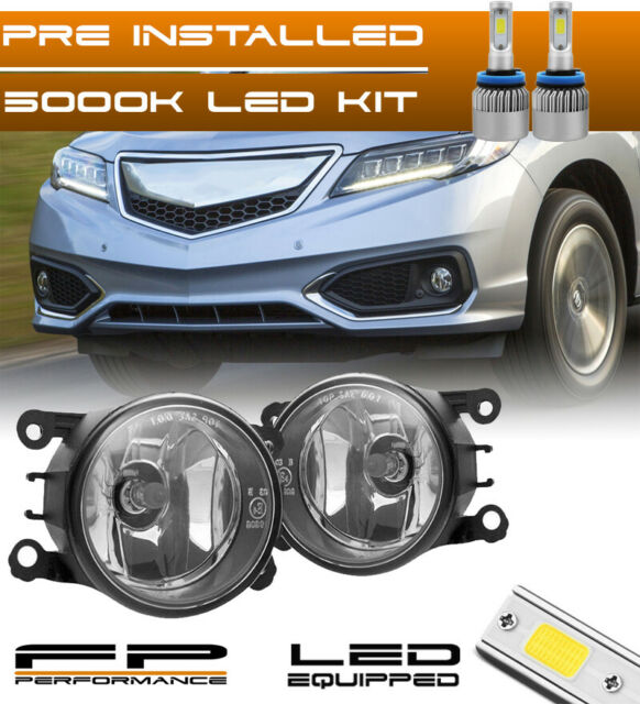 For 10-18 Acura RDX 33900-T0A-A01 LED Direct Replacement