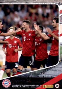 Nico Kovac Karte 25 Panini FC Bayern München 2018//19