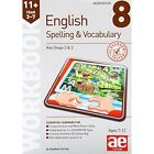11+ Spelling and Vocabulary Workbook 8: Advanced Level by Stephen C. Curran, Warren J. Vokes (Paperback, 2014)