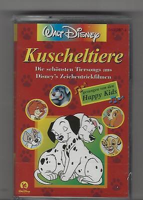 1x Die Schönsten Tiersongs Aus Walt Disney- Neue Original Geschichten Neu + Ovp! Und Ein Langes Leben Haben.