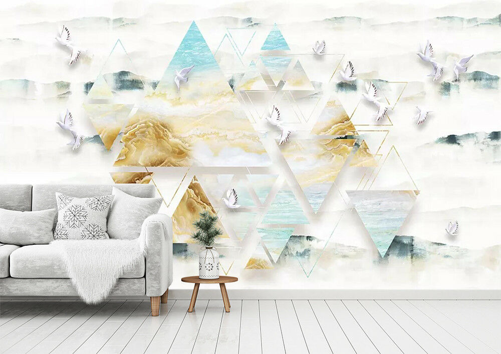 3D Abstract Scenery 67 Wall Paper Exclusive MXY Wallpaper Mural Decal Indoor AJ