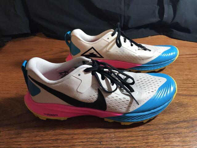 celebracion Impuro correcto  Nike Air Zoom Terra Kiger 5 Men's Trail Running Shoes Aq2219 100 Mens 7 for  sale online | eBay