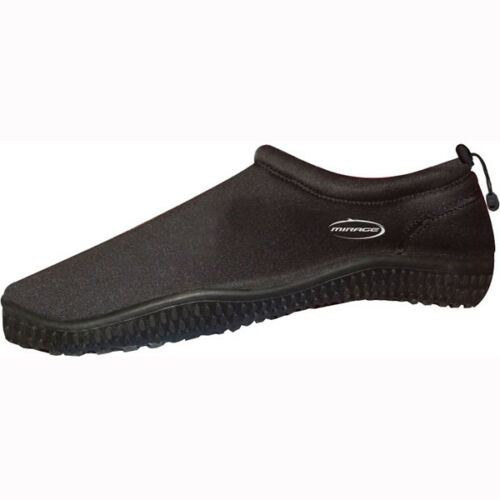 Mirage ADULT Neoprene Multi Purpose Water Shoe with Sole Size 3-13