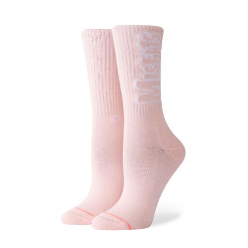 STANCE SOCKS NEW Womens MS FIT Socks Pink BNWT